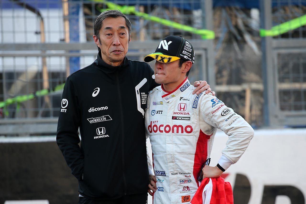 全日本スーパーフォーミュラ選手権第7戦鈴鹿 決勝