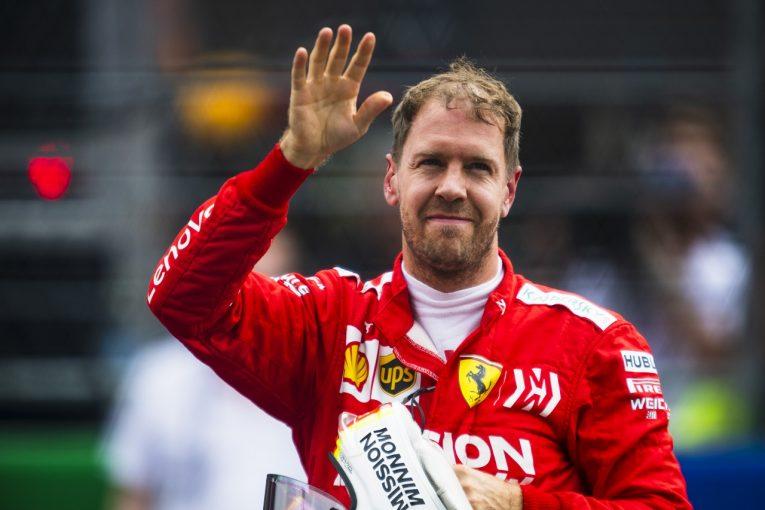 F1 | ベッテル予選3番手「イエローフラッグがなければもっといいタイムを出せた」:フェラーリ F1メキシコGP