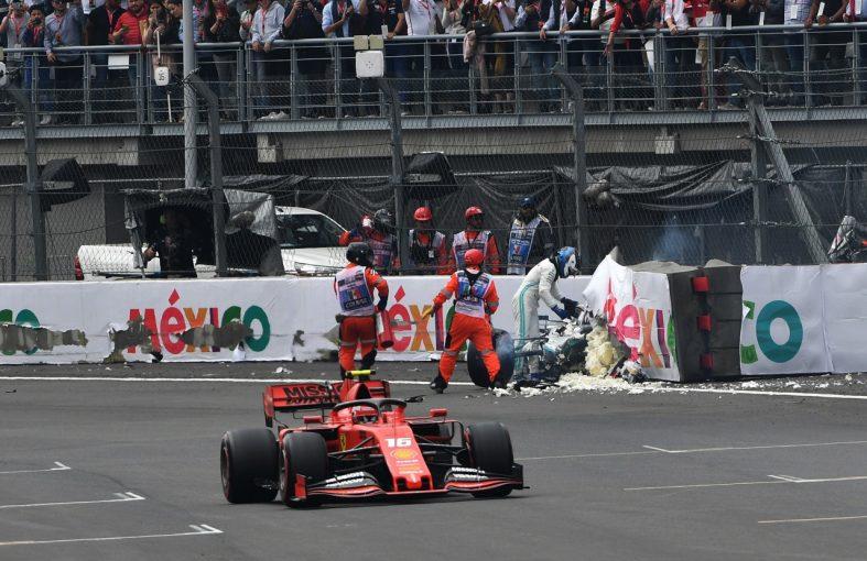 F1 | ハミルトン、フェルスタッペンの黄旗無視を強く非難「大きな事故につながりうる危険な行為」:メルセデス F1メキシコGP土曜