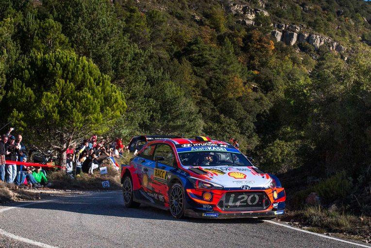 ラリー/WRC | 【順位結果】2019WRC第13戦スペイン 暫定総合