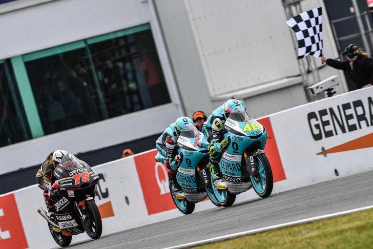 MotoGP | ダラ・ポルタがチャンピオンに輝く/【順位結果】2019MotoGP第17戦オーストラリアGP Moto3クラス決勝