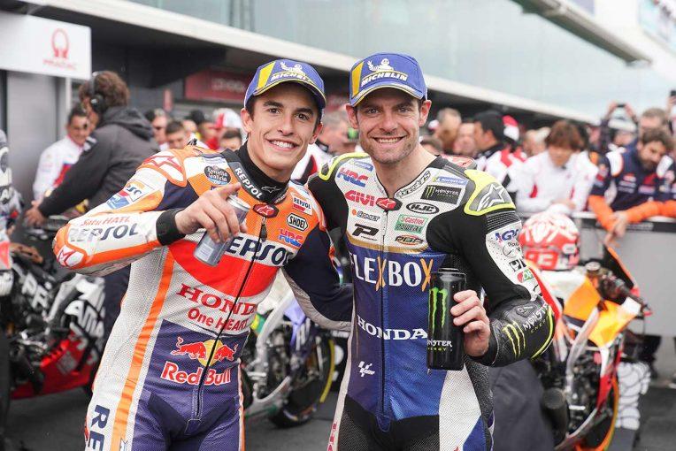 MotoGP | MotoGPオーストラリアGP:マルケスとの優勝争いはビニャーレスの転倒で決着。ホンダが2019年初のワン・ツー