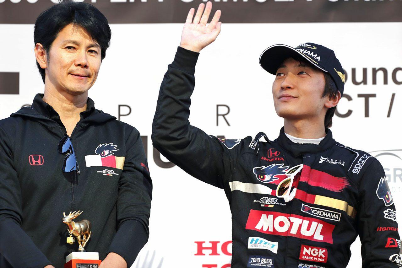 ホンダ 2019スーパーフォーミュラ第7戦鈴鹿 レースレポート003H