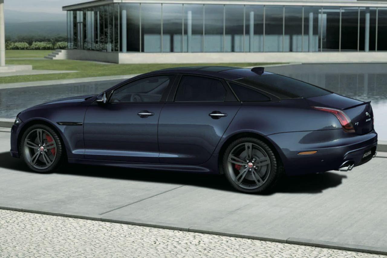 575馬力/700Nmを誇る、現行『ジャガーXJ』最後の特別仕様車が登場