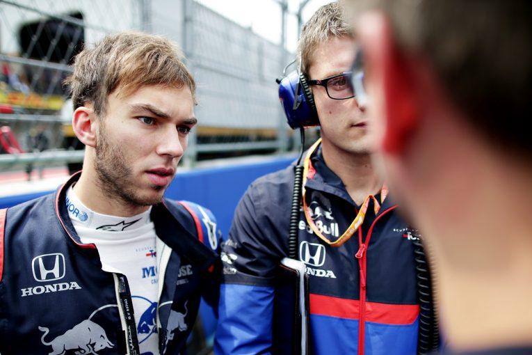 F1 | ガスリー9位「ランキング争いにおいて重要な2点。マシンが強力だったことは心強い」:トロロッソ・ホンダ F1メキシコGP
