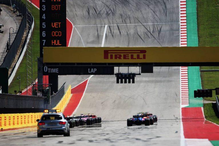 F1 | 2019年F1第19戦アメリカGP、TV放送&タイムスケジュール