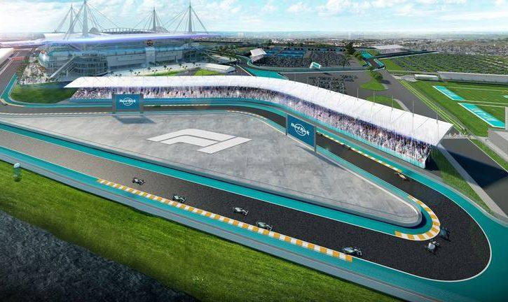 F1 | F1、2021年マイアミGP開催へ向けて活動を強化するも、地元住民は再び反対
