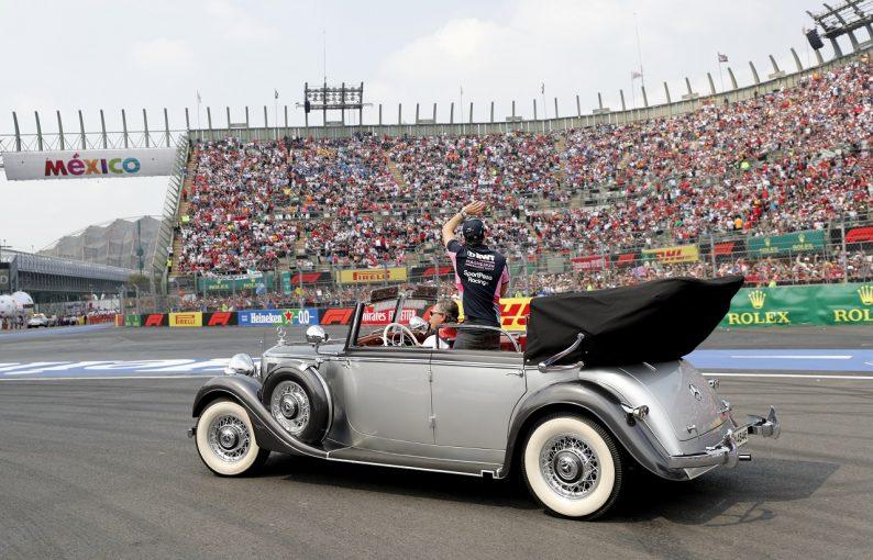 F1 | ペレスが母国で7位入賞「僕らにとってこれは勝利といっていい。完璧なレースができた」:F1メキシコGP