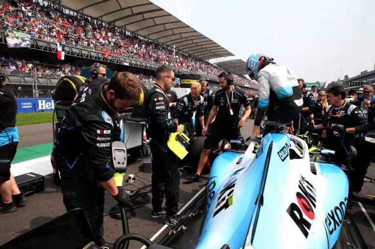F1 | ラッセル「チャンスを少々ふいにしてしまった。もっと上の順位にいけたはず」:ウイリアムズ F1メキシコGP日曜