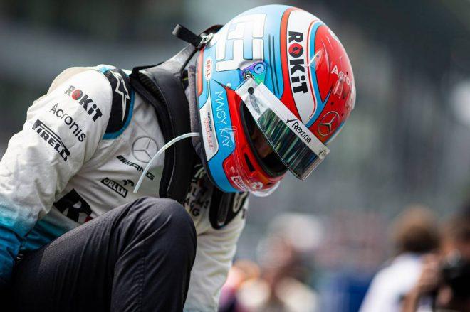 2019年F1第18戦メキシコGP決勝 ジョージ・ラッセル(ウイリアムズ)