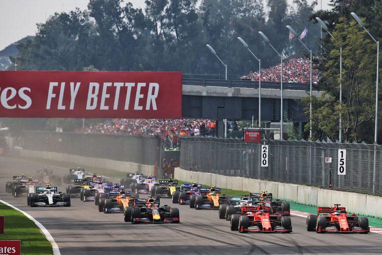 F1 | F1アメリカGPのタイヤ選択が明らかに。レッドブル・ホンダはフェルスタッペンとアルボンが同じ選択