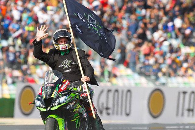 SBK:最終戦カタールで3勝挙げてシーズンを締めくくったレイ、年間17勝を挙げて5連覇を達成した2019年