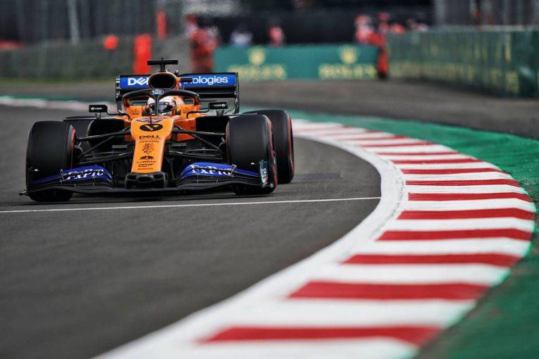 F1 | マクラーレンF1、メキシコGPでは久々のノーポイント。「必要なものはすべて揃っている」と反撃誓う