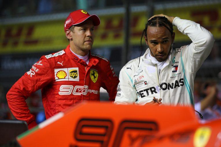 F1 | メルセデス代表、F1ドライバー市場の変動を予想も、ハミルトンのフェラーリ移籍は心配せず