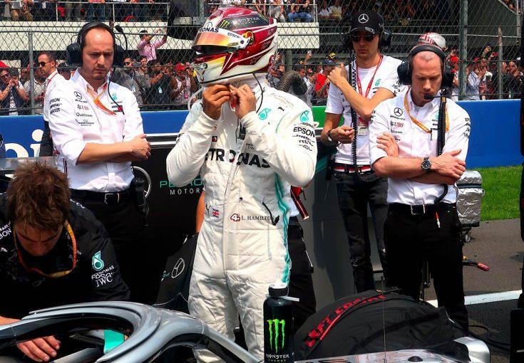 F1 | F1 Topic:ハミルトンのメキシコGP逆転優勝を陰で支えた代役レースエンジニア