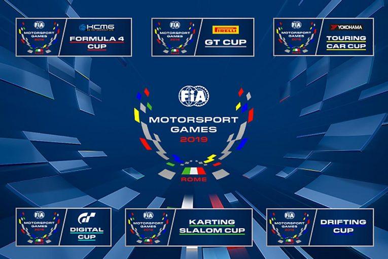 海外レース他   モータースポーツ版オリンピックは成功なるか? 日本代表はGTに濱口/笹原組、F4に小高が参戦