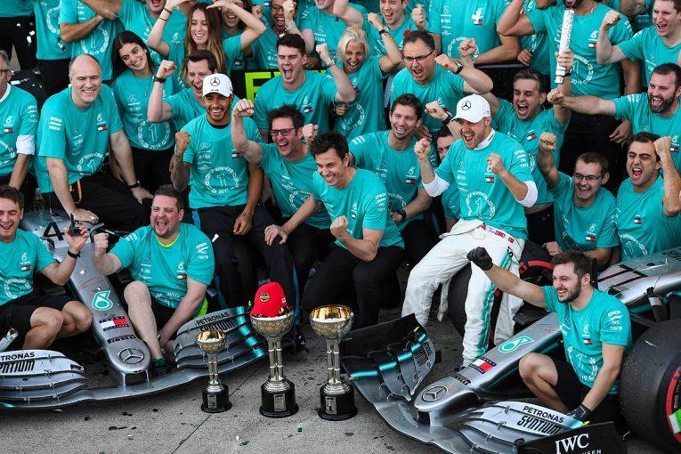 F1   スペイン人ライターのF1便り:苦戦の時代にF1の覇権を握る土台を築きあげたメルセデス