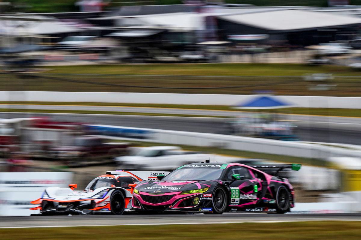 IMSA:NSX GT3で王座獲得のMSR、2019年LMP2王者マクマリーの加入発表