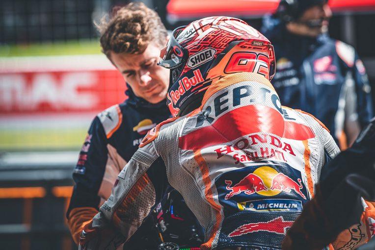 MotoGP | マルケス「リラックスしている場合ではない」/MotoGP第18戦マレーシアGP事前コメント