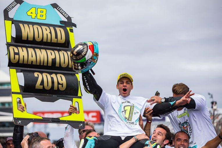 MotoGP | MotoGP:イタリア人ライダー初のMoto3王者に輝いたロレンツォ・ダラ・ポルタのレースキャリア