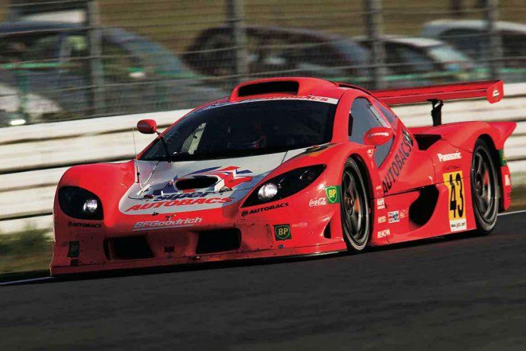 スーパーGT | スーパーGT GT300に挑み続ける名門チーム『apr』、その礎となった名車ガライヤ誕生秘話