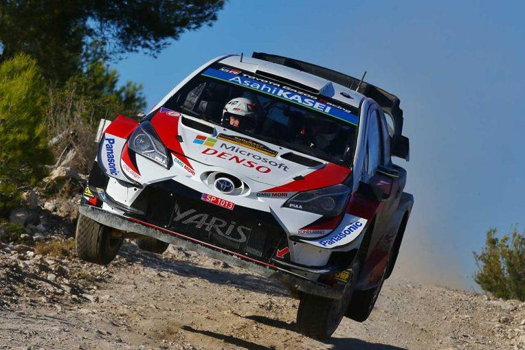 ラリー/WRC | 【動画】2019WRC世界ラリー選手権第13戦スペイン ダイジェスト