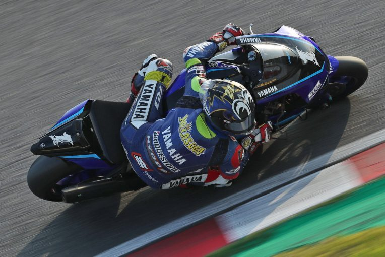 MotoGP | 逆転王者に挑むヤマハ中須賀が初日トップ/【タイム結果】2019全日本ロード第8戦鈴鹿 ART合同走行