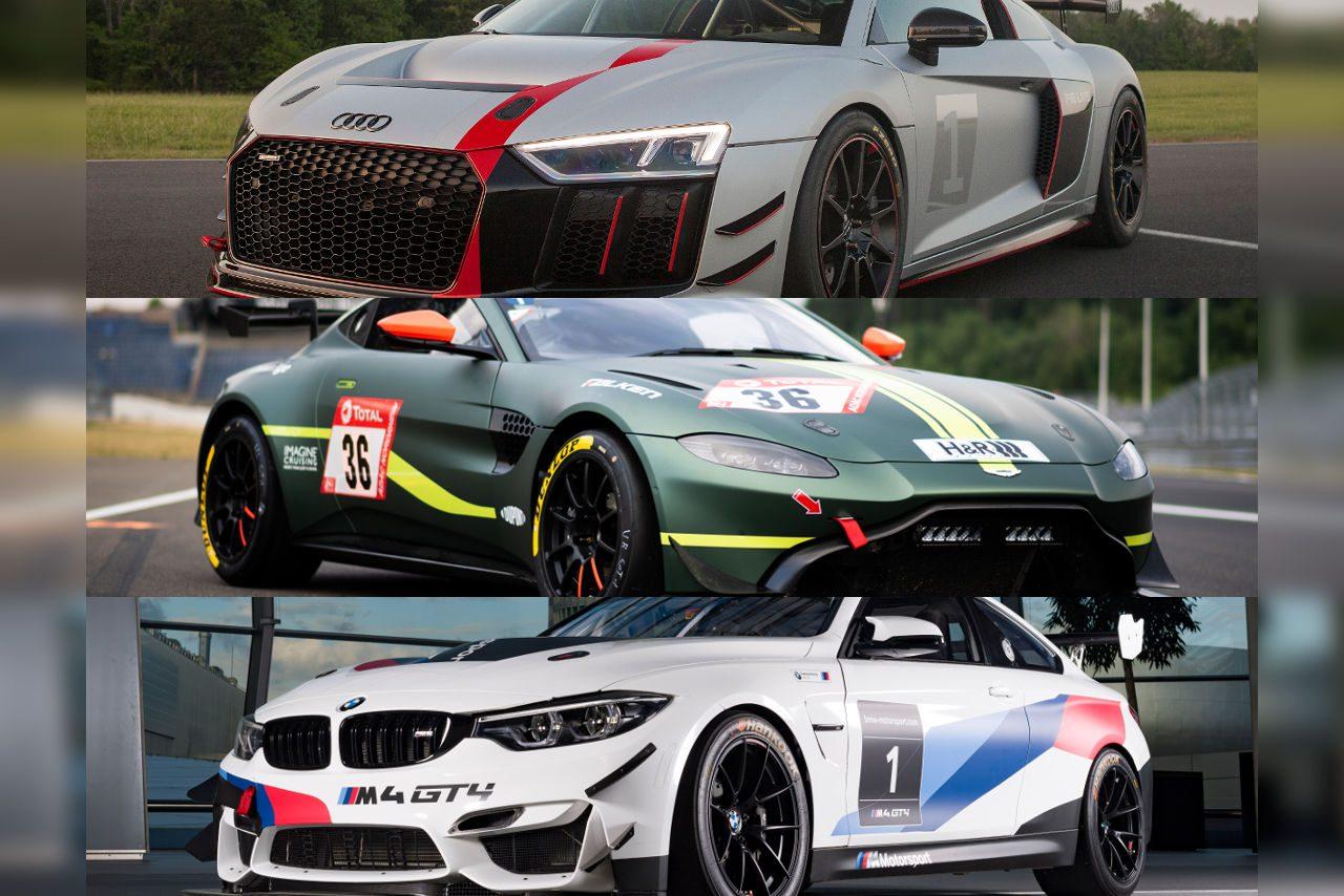 DTMが新たなGT4シリーズ『DTMトロフィー』を創設。2020年から開催へ