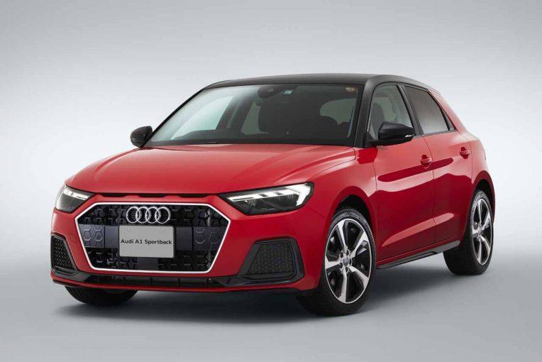 クルマ | アウディ、新型A1 Sportbackを11月25日から発売。限定モデルの1st editionも