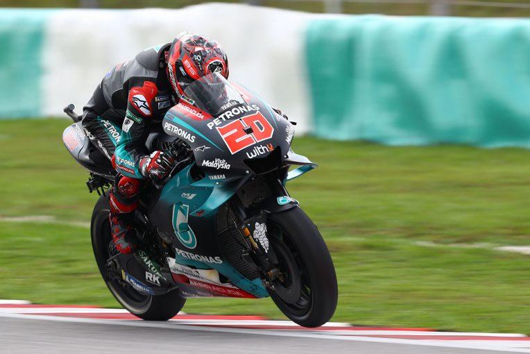MotoGP | 【タイム結果】2019MotoGP第18戦マレーシアGPフリー走行1回目