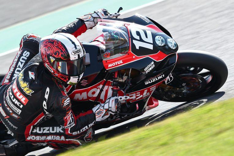 MotoGP | 加賀山、ヨシムラでのラストレースで表彰台獲得に挑む。2019年シーズンは「終わっていないし諦めない」