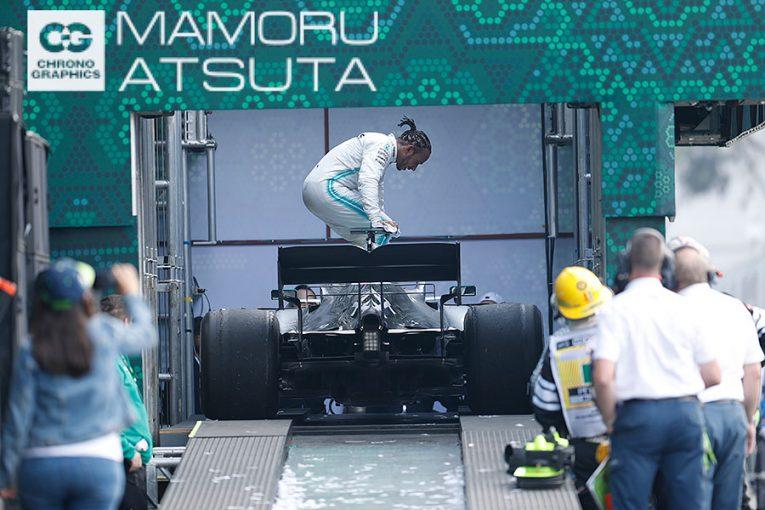 Blog | 【ブログ】Shots!ハミルトンがチャンピオンチームとしての底力を発揮/F1第18戦メキシコGP