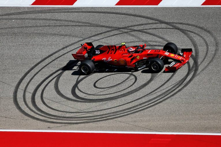 F1 | 【動画】F1第19戦アメリカGP フリー走行ハイライト