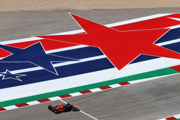 F1 | 【タイム結果】F1第19戦アメリカGPフリー走行2回目