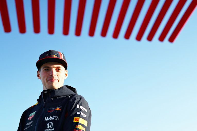 F1 | フェルスタッペン初日3番手「ハミルトンとの差は見た目より小さい。形勢逆転のチャンスはある」:レッドブル・ホンダF1