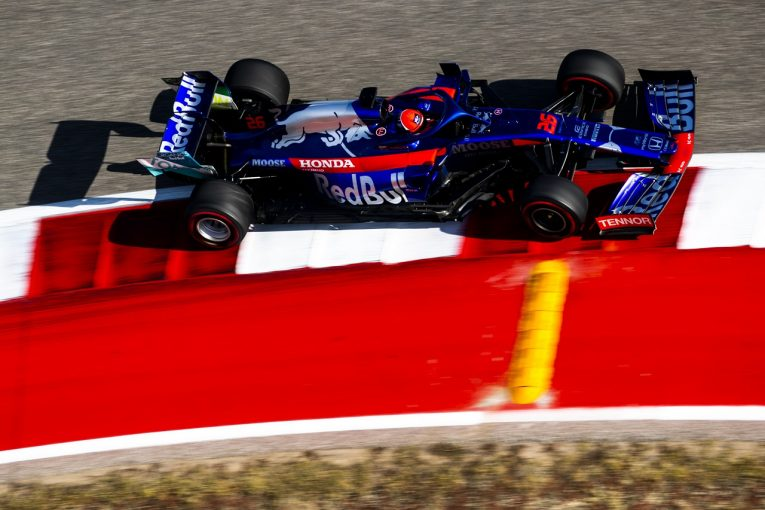 F1 | トロロッソ・ホンダF1のクビアト、新パーツをテストし順調にプランを完了「2台揃っての予選Q3進出が可能」とチーム