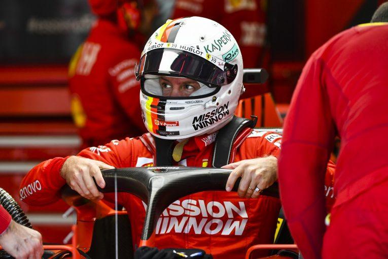 F1 | ベッテル4番手「予選は問題なさそうだが、レースに向けてやるべきことが多い」:フェラーリ F1アメリカGP金曜