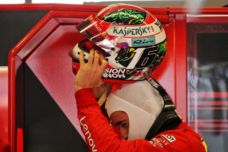 F1 | ルクレール、バンプの影響でマシントラブル「今後問題が起こらないよう、うまく対応する必要がある」:フェラーリF1