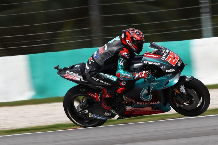 MotoGP | 【順位結果】2019MotoGP第18戦マレーシアGP MotoGPクラス予選