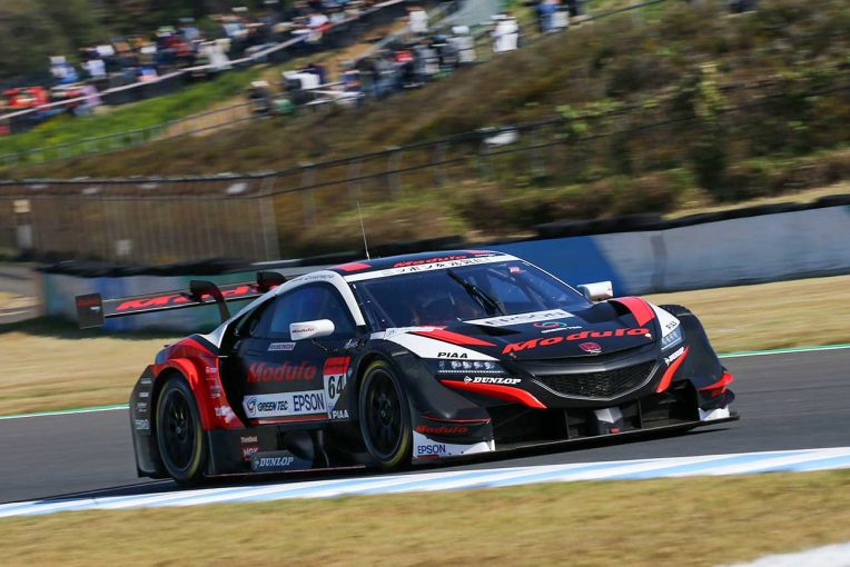 スーパーGT | Modulo Nakajima Racing 2019スーパーGT第8戦もてぎ 予選レポート