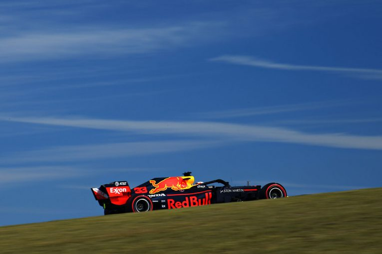 F1 | フェルスタッペンがトップタイム【タイム結果】F1第19戦アメリカGPフリー走行3回目