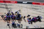 2019年F1第19戦アメリカGP ピエール・ガスリー、ダニール・クビアト(トロロッソ・ホンダ)