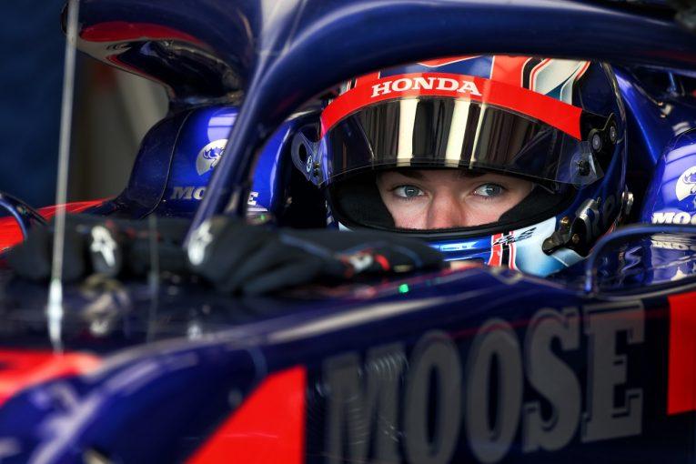 F1   ガスリー予選10番手「ライバルは強力そうだが、ランキング争いのため何としても入賞したい」:トロロッソ・ホンダF1