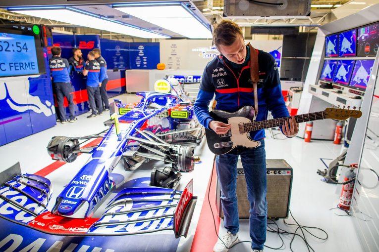 F1 | クビアト、タイム抹消で予選13番手に「マシンの感触がよくなったことが重要。決勝で挽回する」トロロッソ・ホンダF1