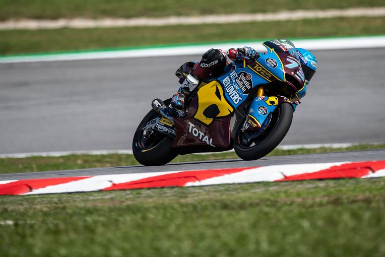 MotoGP | 2位フィニッシュのアレックス・マルケスがチャンピオンを獲得/【順位結果】2019MotoGP第18戦マレーシアGP Moto2クラス決勝