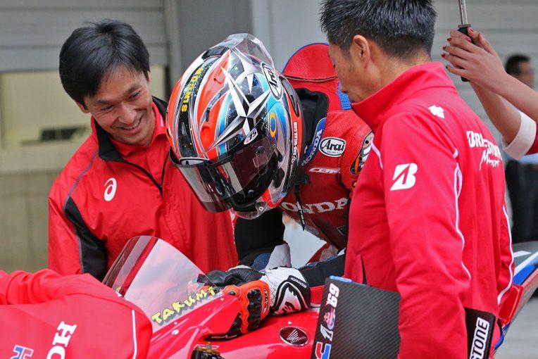 MotoGP | 高橋巧「チャンピオンの壁は大きいと感じた」/全日本ロード第8戦鈴鹿レース2会見