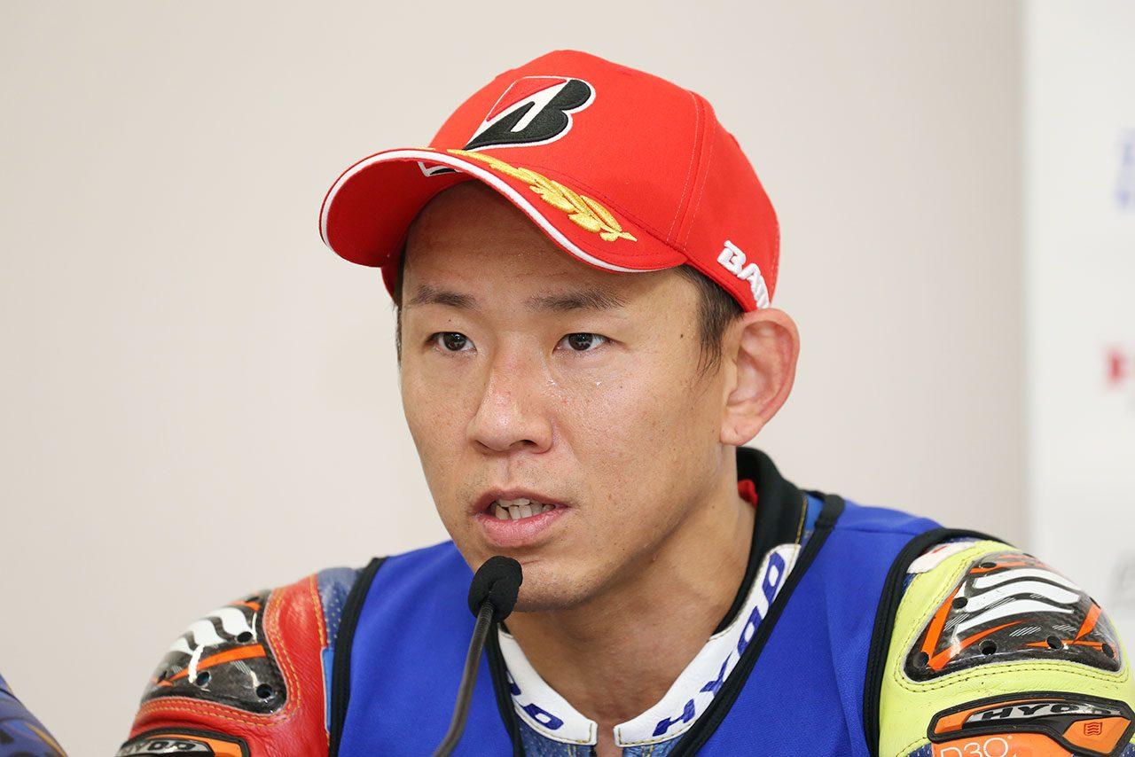 高橋巧「チャンピオンの壁は大きいと感じた」/全日本ロード第8戦鈴鹿レース2会見