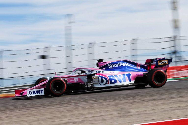 F1 | ペレスはピットレーンスタート/F1第19戦アメリカGP暫定グリッド