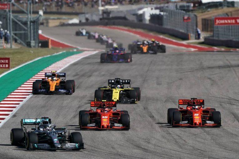 F1 | 【動画】F1第19戦アメリカGP決勝ハイライト