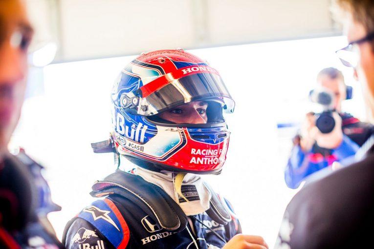 F1 | ガスリー、接触のダメージでリタイア「好調な週末がこんな結末になるなんて…」トロロッソ・ホンダ F1アメリカGP